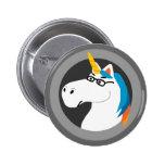 Geekicorn Pinback Buttons