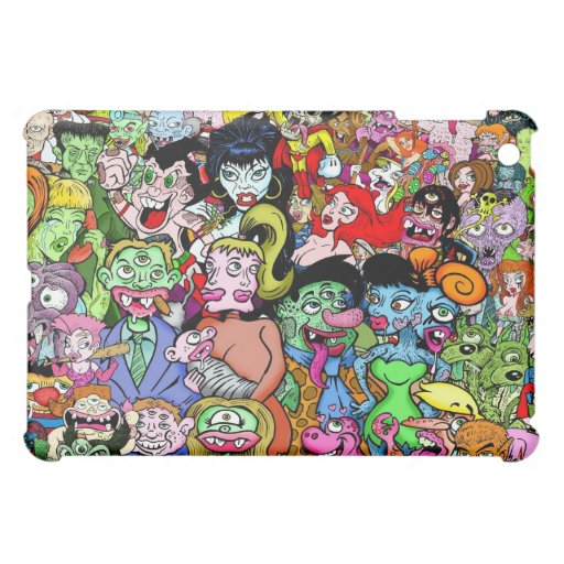 Geeks & Freaks iPad Mini Case