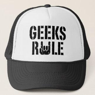 Geeks Rule Trucker Hat