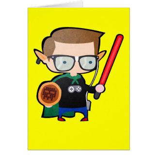 Geeky Card
