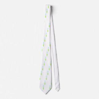 Geeky kawaii test tube tie