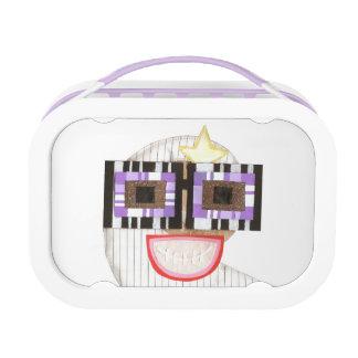 Geeky Moon Lunchbox