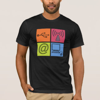 Geeky Symbols T-Shirt