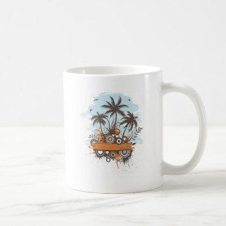 Geen Geko Beach Club Coffee Mug
