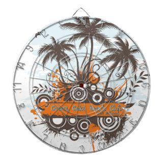 Geen Geko Beach Club Dartboard