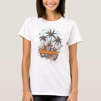 Geen Geko Beach Club T-Shirt