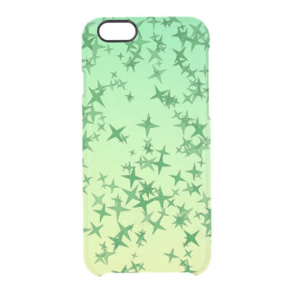 Geen Stars Clear iPhone 6/6S Case
