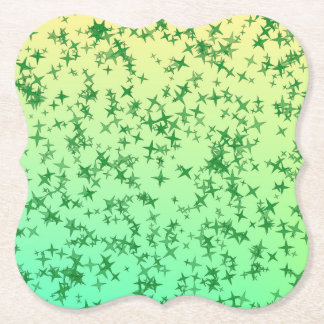 Geen Stars Paper Coaster
