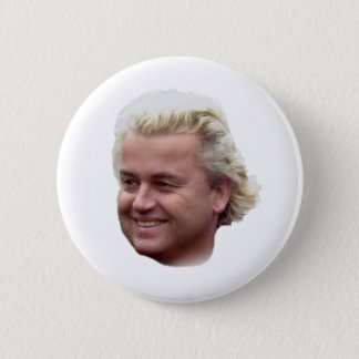 Geert Wilders button