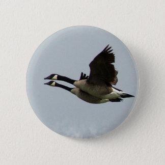 geese 2 inch round button