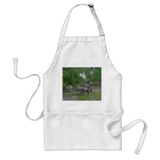Geese and Goslings Apron