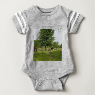 Geese Baby Bodysuit