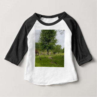 Geese Baby T-Shirt