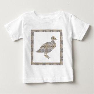 GEESE Bird CRYSAL Stone Pattern NVN429 FUN KIDS Shirt