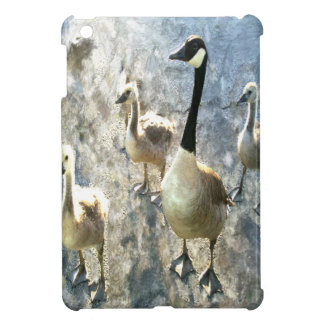 Geese Cover For The iPad Mini