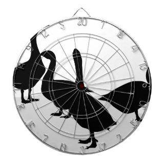 Geese Dartboard
