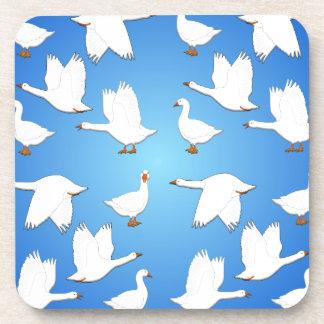 Geese Drink Coasters