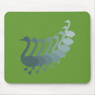 Geese geese mouse pad