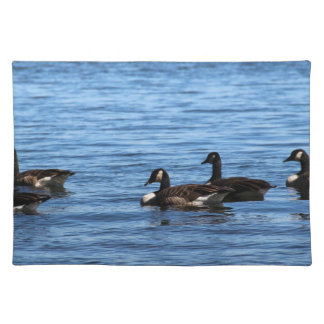 Geese on Lake Placemat