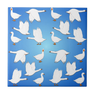 Geese Tile