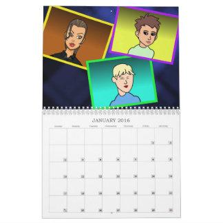 Geez Louise 2016 Calendar