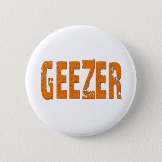 Geezer 2 Inch Round Button