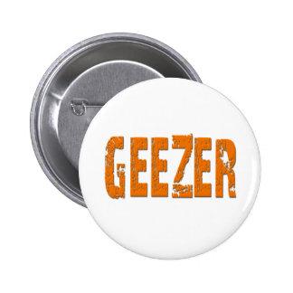 Geezer 2 Inch Round Button