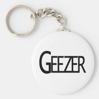 Geezer Keychain