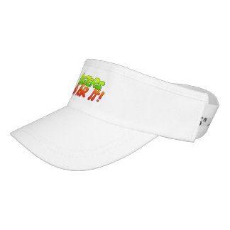 Geezers Go For It Active Adult Visor