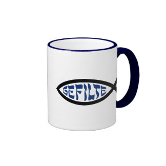 Gefilte Jesus Fish Mug