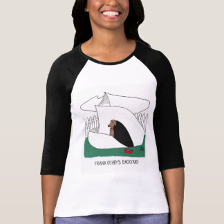 Gehry's doghouse T-Shirt