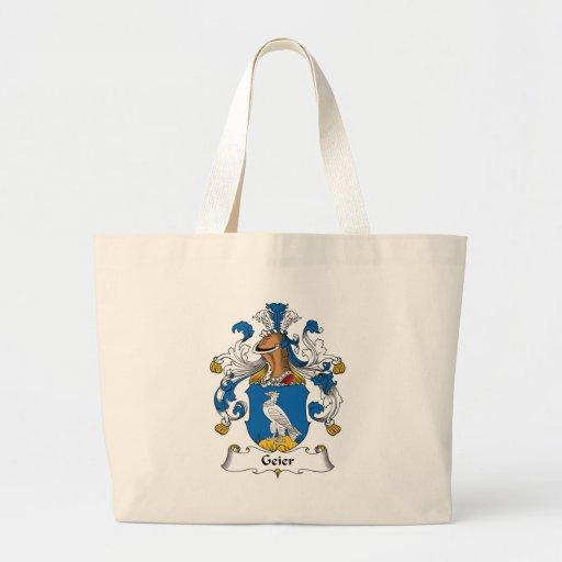 Geier Family Crest Bag
