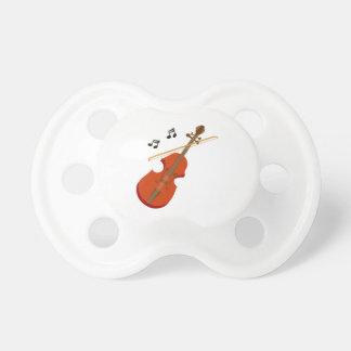 Geige Violine violin Pacifier