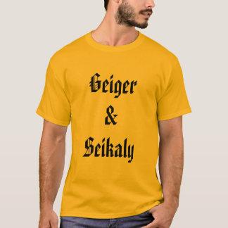 Geiger & Seikaly T-Shirt