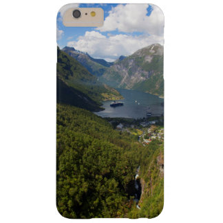 Geiranger Fjord landscape, Norway Barely There iPhone 6 Plus Case