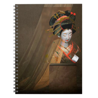 GEISHA 3 NOTEBOOK
