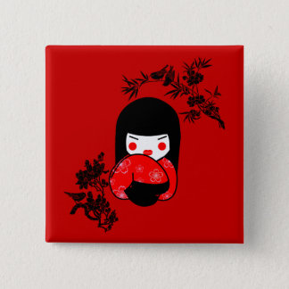 geisha button