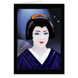 Geisha Color Card