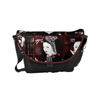 Geisha Commuter Bag