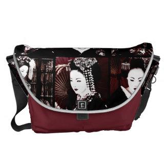 Geisha Courier Bag
