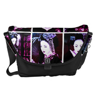 Geisha Courier Bags