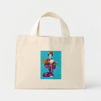 Geisha Doll Bag
