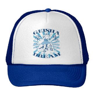 Geisha Dream Trucker Hats