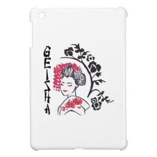 GEISHA GIRL iPad MINI COVERS