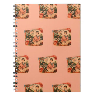 Geisha Girl Notebook