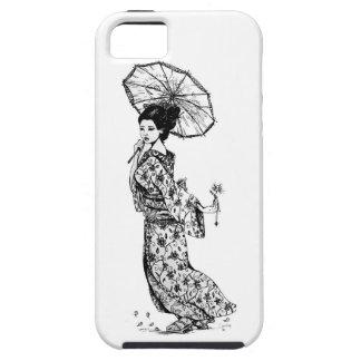 Geisha iPhone 5 Covers