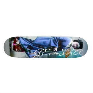 Geisha j1 skateboard decks
