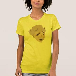 Geisha likes bananas t-shirt
