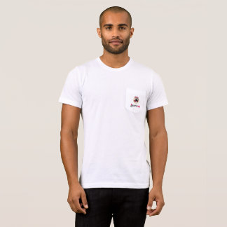 Geisha Monroe Men's Bella+Canvas Pocket T-Shirt