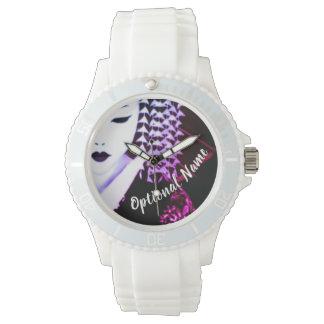 Geisha Personalized Watch